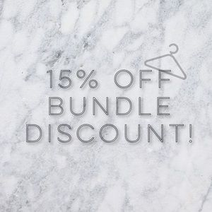 Other - Bundle your faves and save!